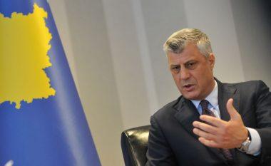 Thaçi për mediat serbe: Kosova do ta padis Serbinë për gjenocid