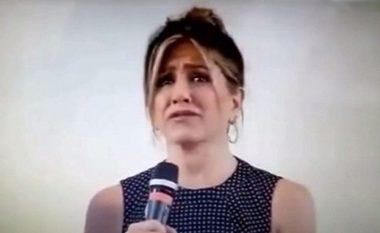 Aniston: Zemra ime nuk e përballon dot…dhimbja është tepër e madhe!
