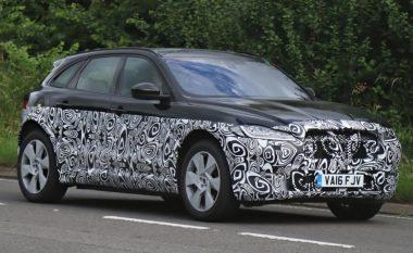 Rrjedhin fotot e Jaguar F-Pace SUV