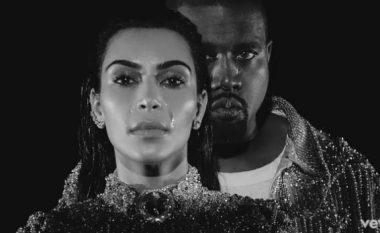 Perandorja Kim vjen në klipin e Kanye West (Video)