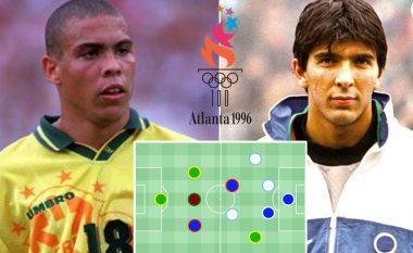 Lojërat Olimpike të vitit 1996 prodhuan këtë super formacion (Foto)