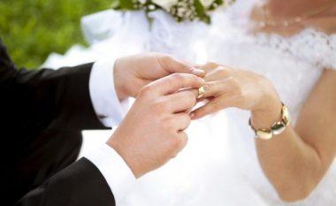 Gjatë vitit të kaluar 32 mijë persona u martuan në Kosovë, Prishtina e para me numrin e kurorëzimeve