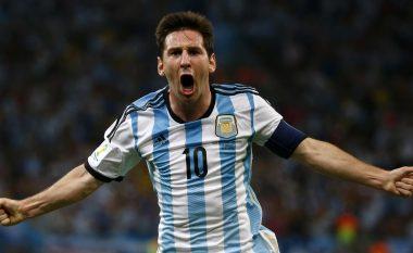 """""""Messi nuk e mendon rikthimin në kombëtaren e Argjentinës"""""""
