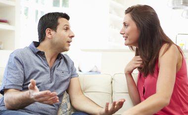 Debatet e tensionuara në çift ju shëndoshin