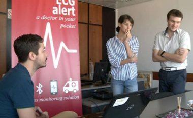 Maqedonasit kanë shpikur sistemin që e njeh dhe e parandalon infarktin