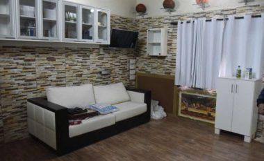 """Zbulohet """"qelia"""" luksoze me tri dhoma, në një burg të Paraguait (Foto)"""