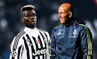 Reali nuk ka hequr dorë nga Pogba, e konfirmon Zidane