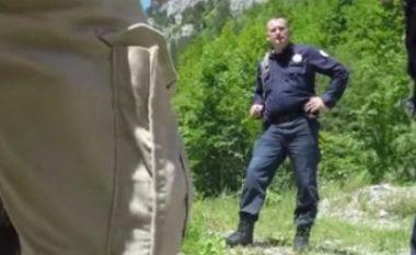 Policia malazeze hyn brenda territorit të Kosovës?