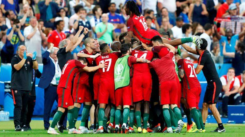 Portugalia bën historinë, fiton Evropianin e parë (Foto/Video)