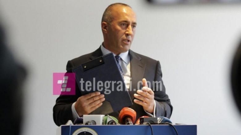 Haradinaj: Kosova ka kaluar tri herë gjyqësinë ndërkombëtare, e pandershme të ketë përsëri një të tillë