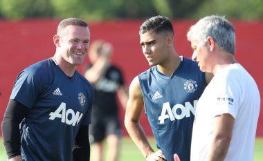 Rooney: Mou një trajner i madh, me të e sfidojmë titullin