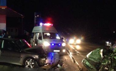 Aksident në Shupkovc, lëndohen tre persona (Foto)