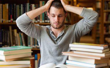 Zvogëlojeni stresin para se të filloni të ndërtoni shprehi më të mira