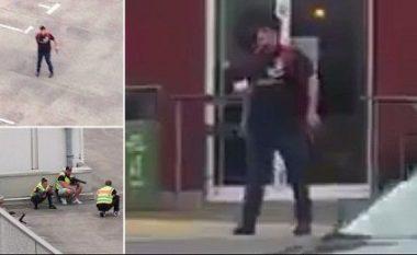 Zbulohet identiteti i sulmuesit në Munih