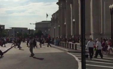 Nuk ka rrezik në Washington: Ishte alarm i rremë për bombë (Video)
