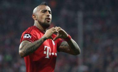 Vidal thumbon ish-skuadrën: Juve të fortë, Bayerni më të mirët në botë
