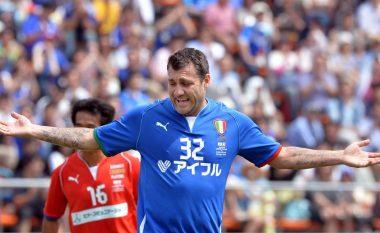 E pabesueshme: Vieri i kthehet futbollit në moshën 43-vjeçare