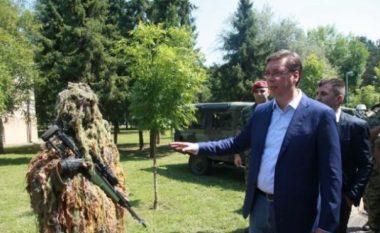Serbia ka qëllim të bëhet me 1.500 ushtarë specialë