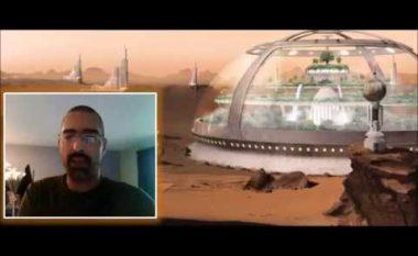 Njihuni me ish-marinsin amerikan, i cili për 17 vite jetoi në Mars duke mbrojtur qeniet njerëzore (Video)