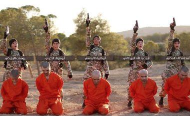Propaganda e ISIS-it, shfaq fëmijën britanik duke vrarë (Foto/Video)