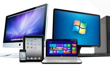 Qeveria blen pajisje kompjuterike dhe softuerë