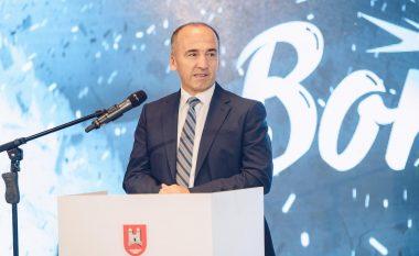 """Muhaxheri: Me """"Borean"""", Peja do të bëhet qendër e fuqishme ekonomike dhe turistike"""