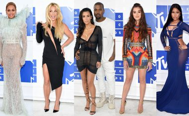 Ekskluzive: Veshjet më të mira në tapetin e kuq të MTV Video Music Wards 2016 (Foto)