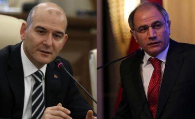 Jep dorëheqje ministri i Brendshëm i Turqisë