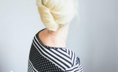 Pesë stile të lezetshme për flokë të gjatësisë mesatare (Foto)