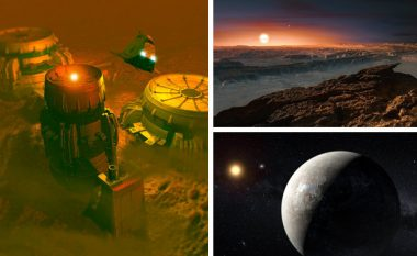 Shkencëtarët zbulojnë Tokën e dytë, më e afërta me tonën (Foto/Video)