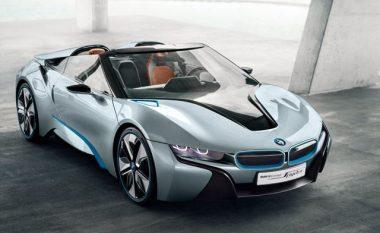 BMW konfirmon datën e prezantimit të modelit të ri i8: Mbushet me energji, përmes sistemit Wi-Fi (Foto)