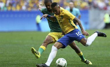 Brazili e nis me barazim Olimpiadën (Video)