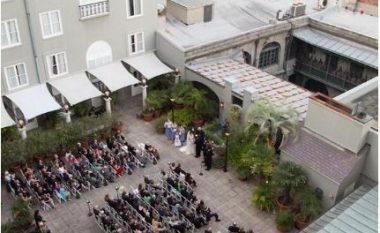 Dasma e frikshme: Çdo gjë dukej se po shkonte si është më së miri, derisa vendosën të rrisin një foto të dasmës (Foto)