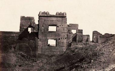Del në shitje koleksioni i rrallë i fotografive turistike, të bëra në Egjipt para 170 vitesh (Foto)