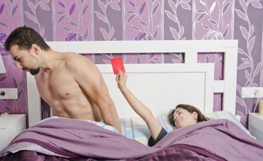 Seks gjatë menstruacioneve – a është punë e mençur?