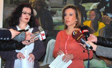 Kançeska-Milevska sot nuk u paraqit në gjykatë për t'u përgjigjur