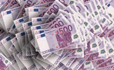 Për 6 muaj për paga u shpenzuan 272 milionë euro