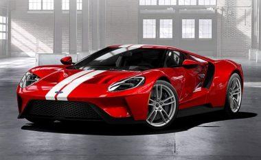 Ford konfirmon se më 2018 do të lansojë më shumë ekzemplarë të modelit GT (Foto)