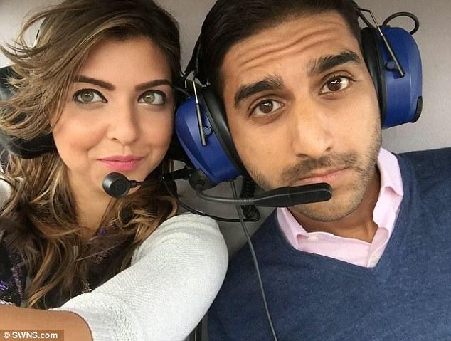 I propozoi martesë me ndihmën e helikopterit dhe kombajnës foto 4