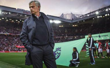 I mjaftuan katër ndeshje te Unitedi që Mourinho të thyejë rekordin e mbajtur plot 138 vite
