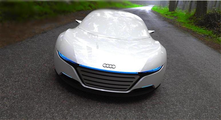 Koncepti i Audit të ri që riparohet vet dhe ndryshon ngjyrat në mënyrë automatike foto 2