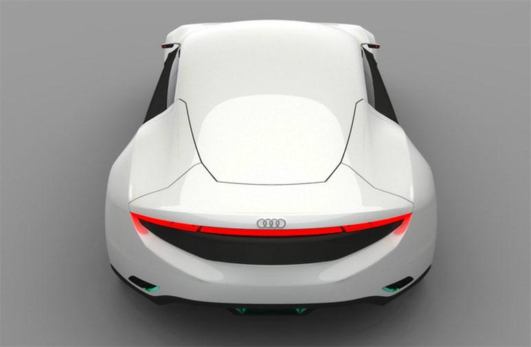 Koncepti i Audit të ri që riparohet vet dhe ndryshon ngjyrat në mënyrë automatike foto 5