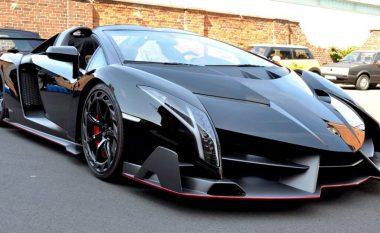 Lamborghini i rrallë del në shitje me një çmim marramendës që arrin në pesë milionë euro (Foto)
