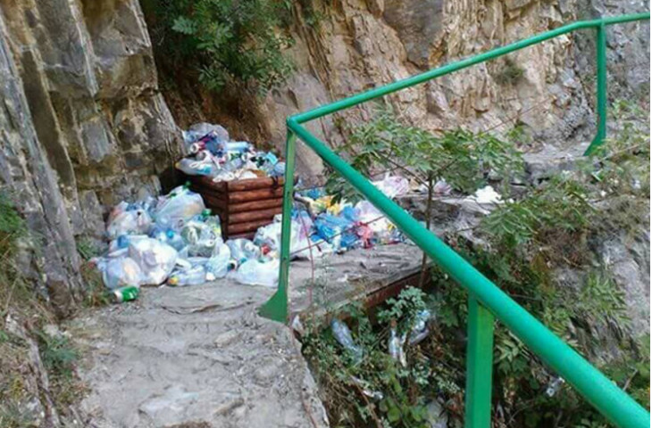 Matkë mbeturinat 1