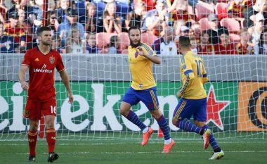 Tjetër gol nga Shkëlzen Gashi (Video)