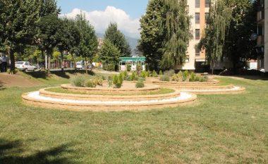 Promovohet sistemi vaditës dhe oaza dekorative në bulevardin kryesor në Gostivar