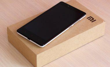 Xiaomi me model mesatar, e quan Mido