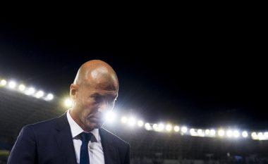 Zidane tregon pse zëvëndësoi Ronaldon