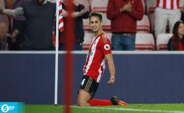 Adnan Januzaj me supergol i sjell fitoren Sunderlandit (Video)