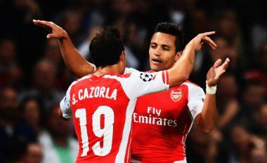 Penallti në Watford, Arsenali kalon në epërsi (Video)